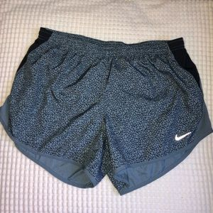 Nike Dry Fit Exercise Shorts